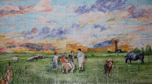 LINCOLNSHIRE MURAL